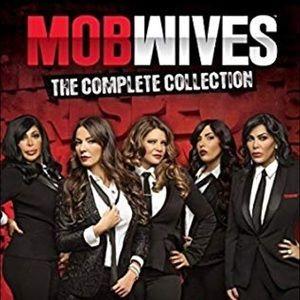 "Mob Wives 1-6 PLUS ""Mob Wives Chicago"" & ""Big Ang"""